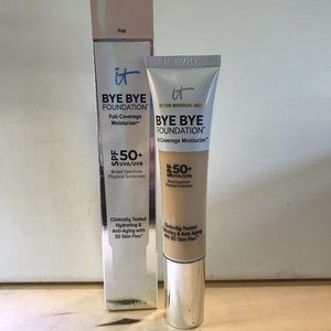 It Cosmetics Bye Bye Foundation in Fair
